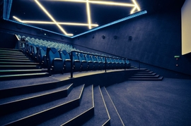 High-end Movie Theater to Open in Baku