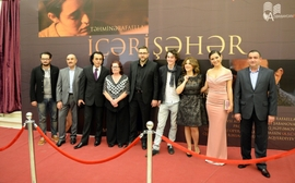 Azerbaijani Movie Shows at International Festival