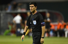 "Azerbaijani Referee is a ""Rising Star"" in Europe"