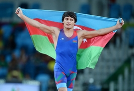 Azerbaijan Wrestlers Claim Record Medal Count