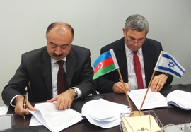 Azerbaijan, Israel Initial Agreement on Air Communication