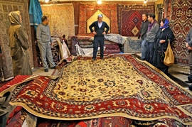 Iran's Carpet Industry Gets a Boost, Exports Increase