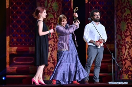 Georgia Shines At Beijing's 7th International Film Festival
