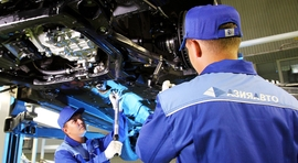 Kazakhstan's Automobile Sector Grows Exponentially in 2017 Q1