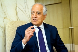Caspian News Exclusive: Interview With U.S. Ambassador Zalmay Khalilzad
