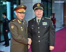 Russia, China Plan To Expand Military Cooperation Over Three-Year Period
