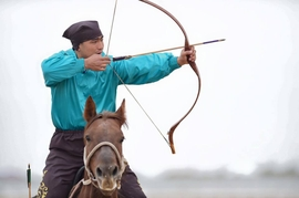Kazakhstan Promotes Traditional Sports As EXPO 2017 Continues