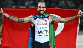 Social Media Ranks Azerbaijan-Born Sprinter Europe's Best