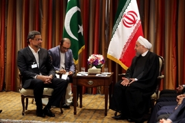Iran Calls For Expansion Of Energy, Security Ties With Pakistan