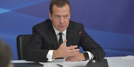 Medvedev Reiterates Call For World Unity Against Terrorism, In Wake Of Russian Victory Against Al Nusra Front