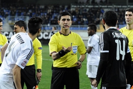 Azerbaijan's Aliyar Agayev To Referee UEFA Europa League Matches