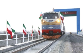 Iran, Azerbaijan Set To Link By Rail, Form Part Of North-South Transport Corridor Mega-Project