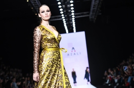 Fashion, Caspian Style: Mercedes-Benz Fashion Week Wraps Up In Moscow