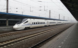 A Trip From China To Berlin May Take Only 20 Hours, Thanks To Russian-Chinese Rail Project