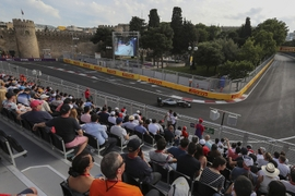 From Summer To Spring: How Seasonal Change Could Affect 2018 Formula 1 Azerbaijan Grand Prix