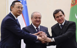 26 Years After Independence, 3 Central Asian Nations Ink Border Deals