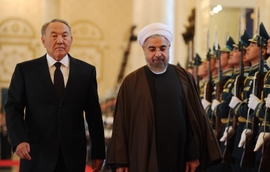 "Nazarbayev Calls Iran Nuclear Deal ""Good Agreement"" In Face of Trump Trying To Kill It"