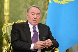 Nazarbayev Urges Europe, Asia Security Institutions Unite