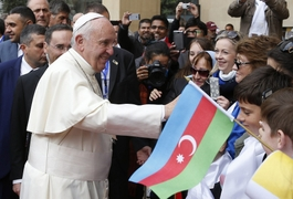 Vatican Commemorates Papal Visit To South Caucasus, Features Azerbaijan On New Postage Stamp