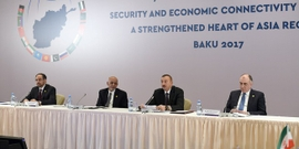 Azerbaijan Hosts Conference On Afghanistan, Commits Political, Military & Economic Support