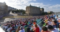 Formula 1 2017 Azerbaijan Grand Prix Records Highest Attendance Increase