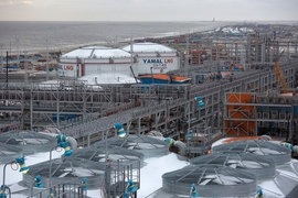 Russia Inaugurates Yamal LNG Plant In Arctic, Set To Increase Gas Export Market Share