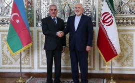 Iran Ready To Expand Ties With Azerbaijan's Nakhchivan