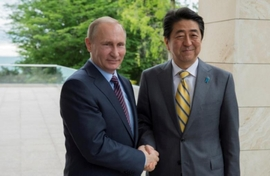 Japan To Cooperate With Russia On North Korea Threat