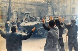 Tragedy and Heroism: Azerbaijanis Remember January 20