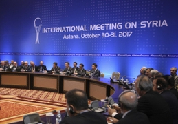 Russia Invites U.S., U.K. To Sochi Congress On Syria As Observers