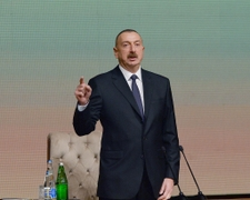 President Aliyev: Azerbaijanis Will Never Reconcile With Occupation Of Nagorno-Karabakh Region