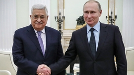 Putin Tells Abbas U.S. Is Integral To Mid-East Peace Process