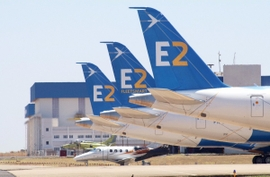 Kazakhstan Expected To Purchase Brazilian-Made Embraer Commercial Aircraft