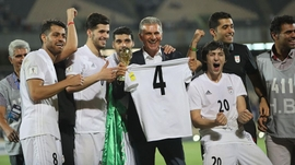 Caspian National Football Teams Get New Positions In Latest FIFA World Ranking