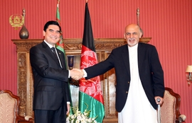 Turkmenistan Committed To Afghanistan Revival With UN At The Helm