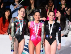 FIG World Cup Ends In Baku, Azerbaijan Wins Silver