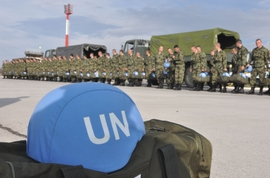 Kazakhstan Looks To Bolster Its Global Image, Sends Peacekeepers To Lebanon