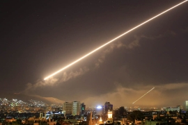 Iran Condemns Western Airstrikes On Syria, Sends Delegation to Damascus