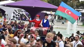 Formula 1 Sees Almost 100k Fans In Baku