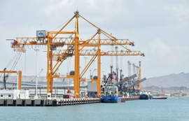 Turkmenistan Launches New Seaport