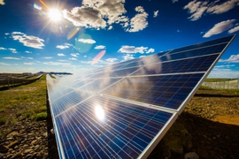 In An Effort To 'Go Green', Kazakhstan Launches Another Solar Power Plant