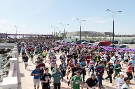 3rd Baku Marathon Attracts Record Number Of Participants