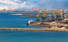 Caspian Seaports To Serve Ro-Ro Ships As Turkey, Kazakhstan Develop Agreement