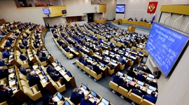 Russia's Parliament Looks To Adopt Countersanctions To U.S. Actions