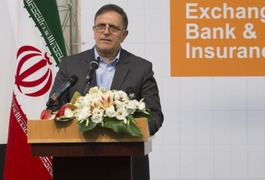 Iran Slams U.S. Sanction On Central Bank Chief