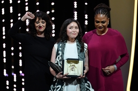 Kazakhstani Actress Wins Best Actress Award at 71st Cannes