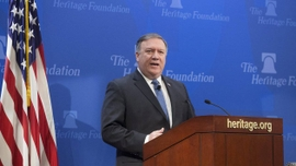 Iran, EU Slam U.S. Secretary of State Mike Pompeo's Remarks