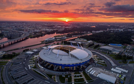 Russia Spends Nearly $10 Billion To Host 2018 World Cup