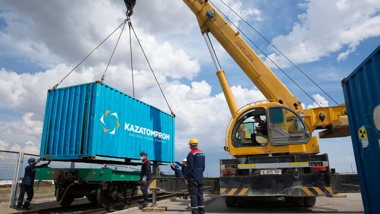 Kazakhstan Sells Nuclear Fuel To Brazil To Feed Power Plants