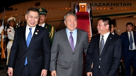Kazakhstan Highlights Relationship With China Prior To SCO Annual Summit